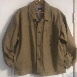 Patagonia vintage canvas chore jacket men's L